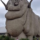 The Big Merino, Goulburn by Clare McClelland