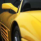Ferrari 348 Spider by Daniel  Oyvetsky