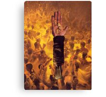 M Blackwell - All Hail... Canvas Print