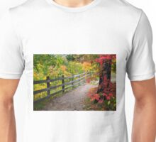 Fall Forest Stroll Unisex T-Shirt