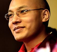 seventeenth, the karmapa. northern india by tim buckley | bodhiimages