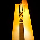 Carillon - Canberra, Lake Burley Griffin by DespinaT
