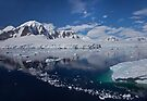 Paradise Bay (Antarctica) by Krys Bailey