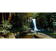 Curtis Falls, Mount Tamborine. #2 Photographic Print