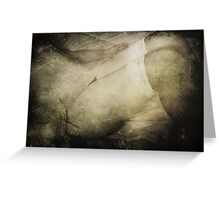 Shades of Night Greeting Card