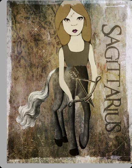 Sagittarius by Rookwood Studio ©