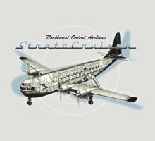 Stratocruiser Vintage Airliner by Steve Dunkley
