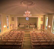 Methodist Church by C David Cook