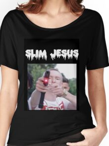 slim jesus Women's Relaxed Fit T-Shirt