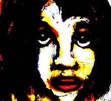 Face, Bernard Lacoque-73 by ArtLacoque