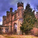 Crawford Priory by GillBell