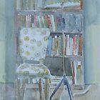 My reading corner by Catrin Stahl-Szarka