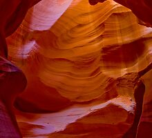 Antelope Canyon Carved by photosbyflood