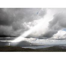 island cross Photographic Print