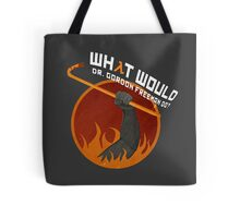 What would Dr. Gordon Freeman do? - Half Life Tote Bag