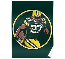 Eddie Lacy - Green Bay Packers Poster