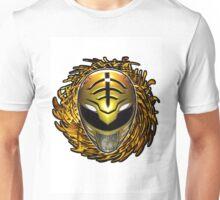 White Ranger Golden Kiba  Unisex T-Shirt