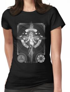 Religio Sine Scienta Nihil Est  Womens Fitted T-Shirt