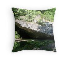 Abstract Art - by Nature Throw Pillow