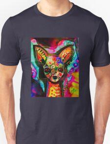 funky pup Unisex T-Shirt