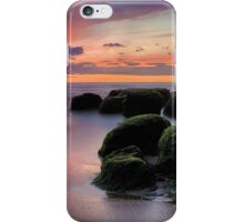 The Boulders of Hunstanton Beach iPhone Case/Skin