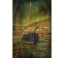Tamar Sailing Barge Photographic Print