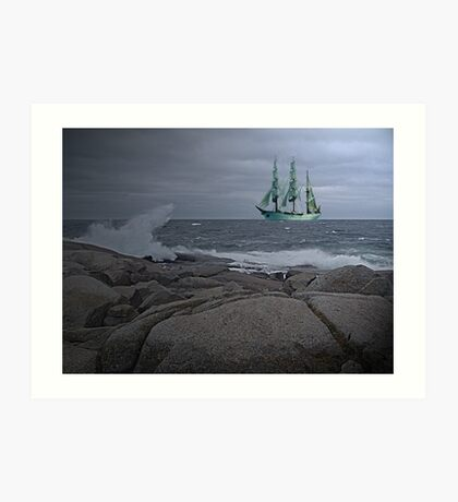 Age of Sail Art Print