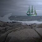 Age of Sail by George Cousins