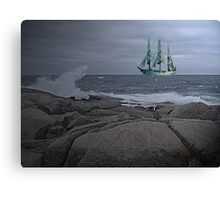 Age of Sail Canvas Print