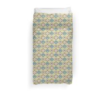 Pokeball Flower Pattern Duvet Cover