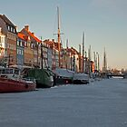 Winter in Copenhagen by imagic