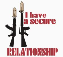 I have a secure relationship! by VallaV