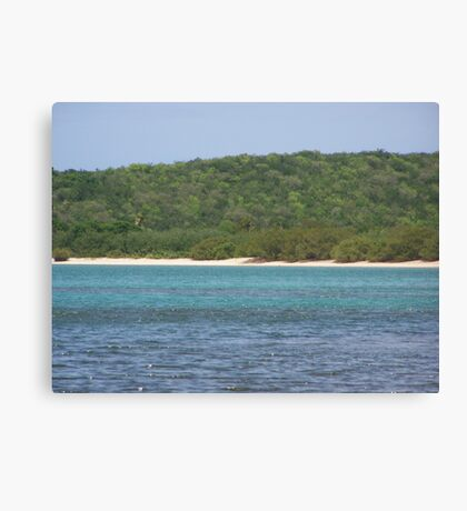 Rest and Relaxation Canvas Print