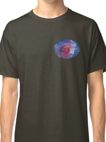 TARDIS in space 02 Classic T-Shirt
