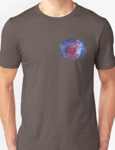TARDIS in space 02 Unisex T-Shirt
