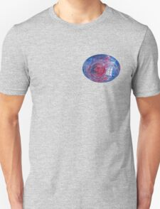 TARDIS in space 02 Unisex T-Shirt