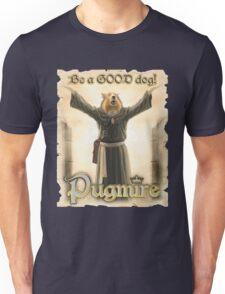 Pugmire: Sister Picassa Collie Unisex T-Shirt