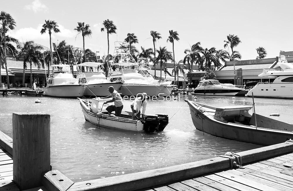 Aruba Marina by SeeOneSoul