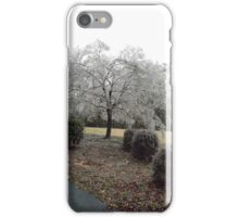 Ice Tree iPhone Case/Skin