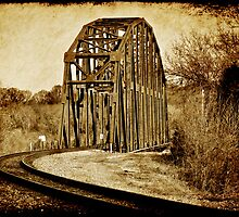 Loudon Rail Bridge by A Different Eye Photography