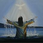 BAPTISM OF JESUS by Rosetta Jallow
