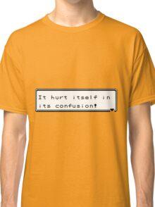 Pokemon Confusion Classic T-Shirt