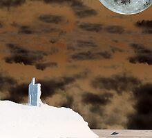 moon shadow walk by morrbyte