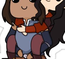 #Korrasami Sticker