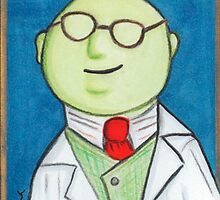 Dr.Bunsen Honeydew by Thochrein