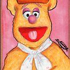 Fozzie Bear by Thochrein