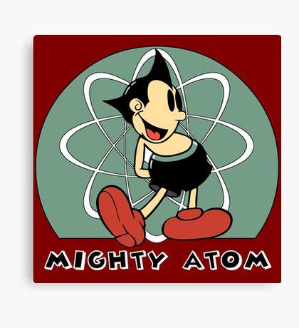 Mighty Atom Canvas Print