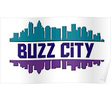 Buzz City Poster