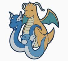 Kanto Dragons by tctreasures