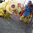 lion dance for u... by LisaBeth